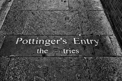 Pottinger's Entry Poster
