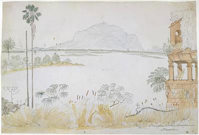 Powaghur Lake Poster