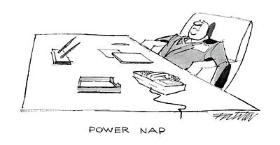 Power Nap Poster