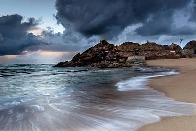 Praia Formosa Poster by Edgar Laureano
