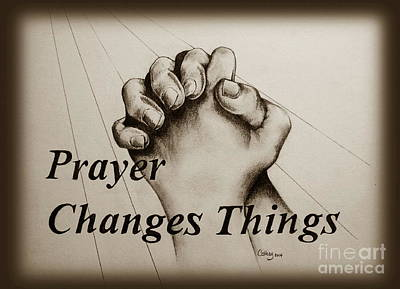 Prayer Changes Things 2 Poster