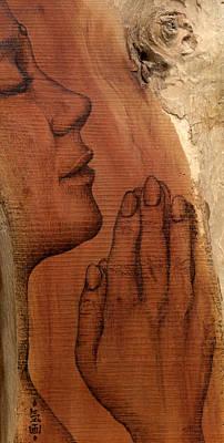 Prayer Poster by Nozomi Takeyabu