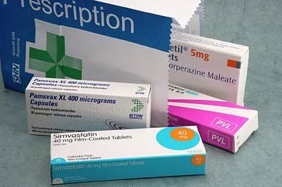 Prescription Drugs Poster