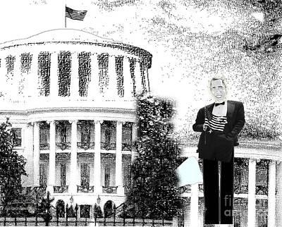 Presidential Poster by Belinda Threeths