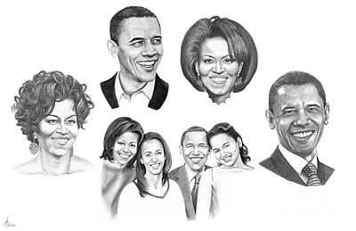 Presidential Poster by Murphy Elliott