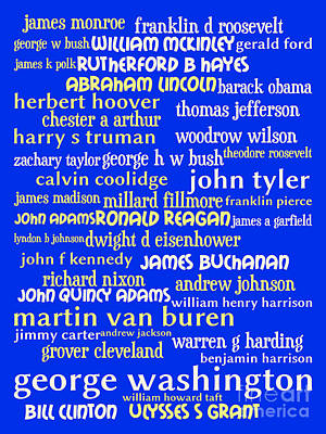 Presidents Of The United States 20130625 Poster