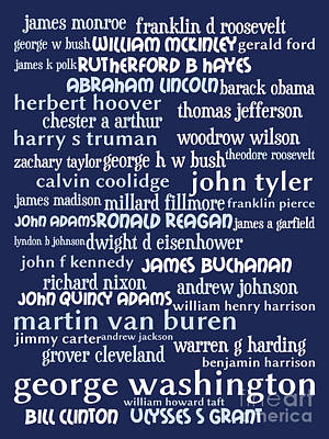 Presidents Of The United States 20130625bwco80 Poster