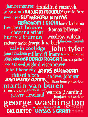 Presidents Of The United States 20130625p120 Poster
