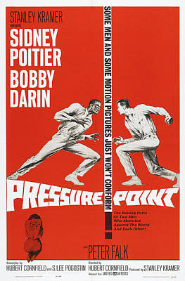 Pressure Point, Us Poster Art, Sidney Poster