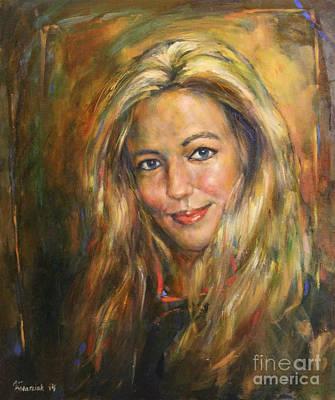Pretty Woman Poster by Michal Kwarciak