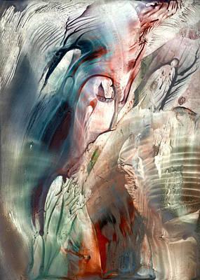 Previous Life Visions Poster by Cristina Handrabur