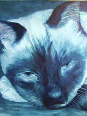 Prima Donna, Cat Poster
