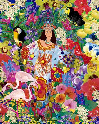 Princess Guajira Poster