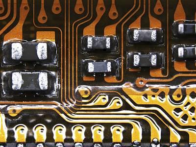 Printed Circuit Poster