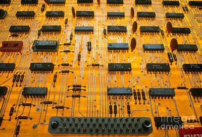 Printed Circuit Board Poster