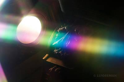 Prism Of Light Poster