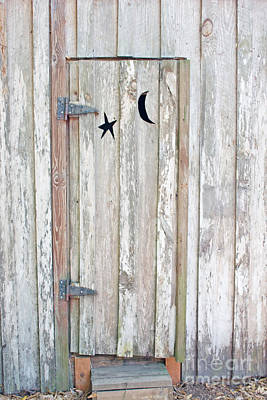 Privy Door Poster