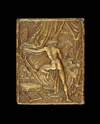 Probably Italian 16th Century, The Rape Of Lucretia Poster