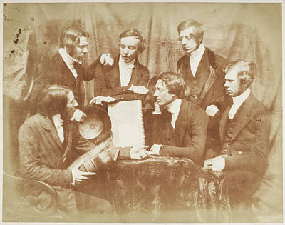 Probationers Of The Free Church Poster
