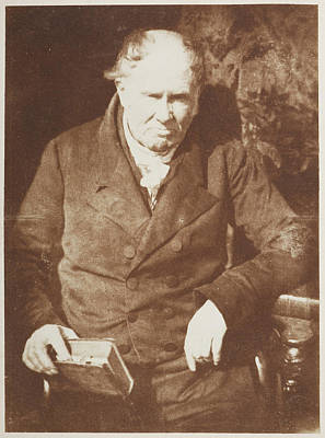 Professor Alexander Monro. Poster by British Library