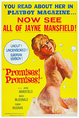 Promises... Promises, Us Poster Art Poster
