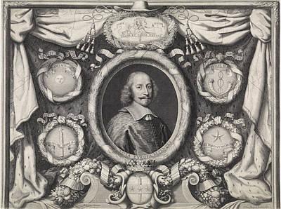 Promotional Print Of Raymundus Berenger Of Lorraine 1660 Poster