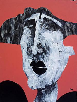 Protesto No. 14 Poster by Mark M  Mellon