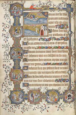 Psalm 68; Jonah Poster