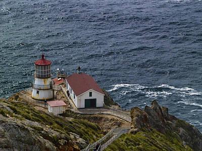 Pt Reyes Lighthouse Poster