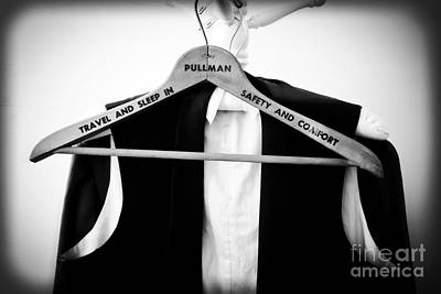 Pullman Tuxedo Poster by Edward Fielding