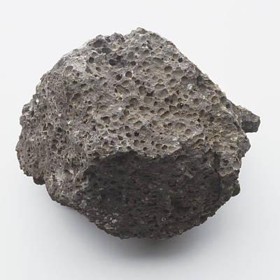 Pumice Rock Poster by Dorling Kindersley/uig