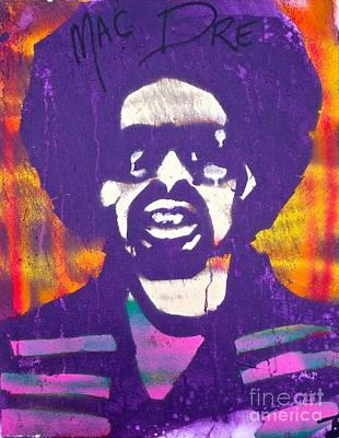 Purple Mac Dre Poster