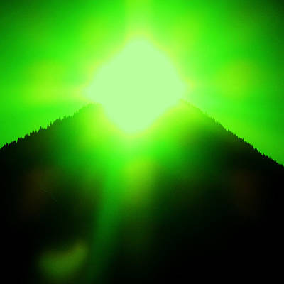 Pyramiden-portal Poster by Ramon Labusch