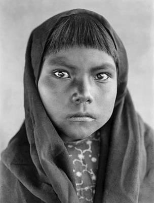 Qahatika Child Poster