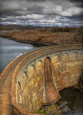 Quanah Parker Dam Poster