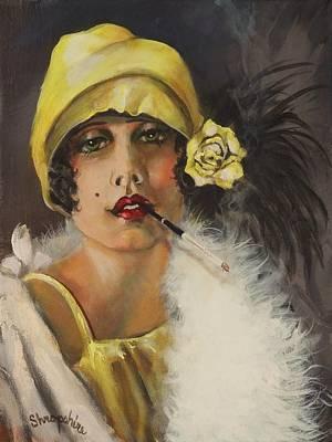 Queen Of Tarts Poster