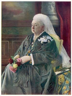 Queen Victoria  Original Photograph Poster
