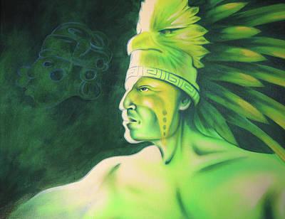 Quetzal Poster by Robert Martinez
