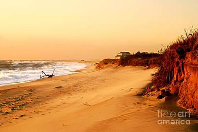 Quiet Summer Sunset Poster