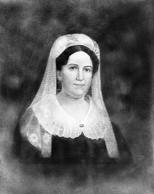 Rachel Donelson Jackson (1768-1828) Poster by Granger