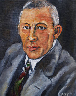 Rachmaninov Poster