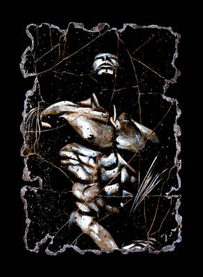 Rafael Poster by Steve Bogdanoff
