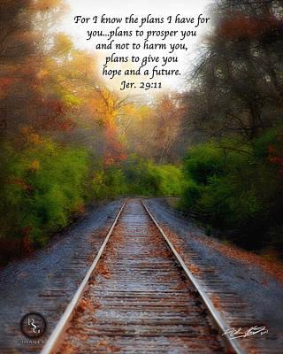 Rail Of Hope Poster