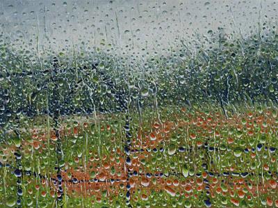 Rain Delay Poster
