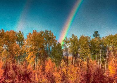 Rainbow Surprise Poster