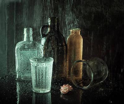 Rainy Poster
