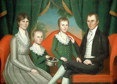 Ralph Eleaser Whiteside Earl, American 1788-1838 Poster by Litz Collection