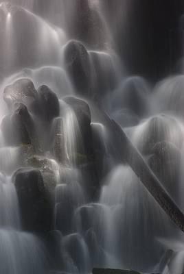 Ramona Falls Detail 1 Poster