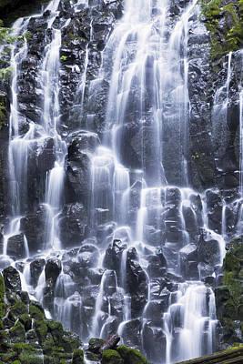 Ramona Falls - Oregon State Poster