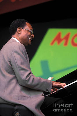 Ramsey Lewis Poster by Craig Lovell
